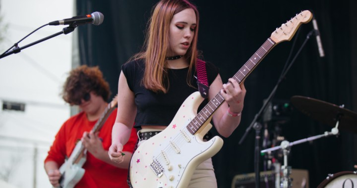 Ponle play: discos nuevos de Soccer Mommy, Pxndx y Oneohtrix Point Never