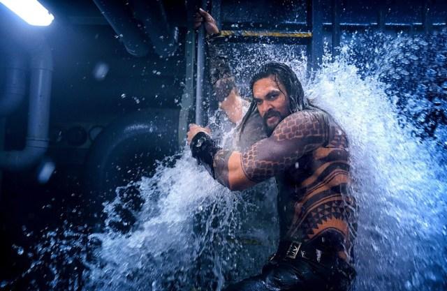 Primer tráiler de 'Aquaman'