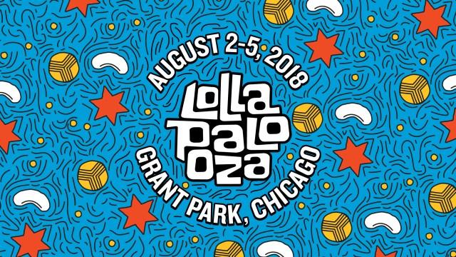 Streaming: Lollapalooza 2018