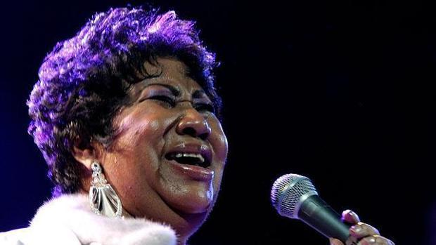 Muere Aretha Franklin, la gran diva del soul