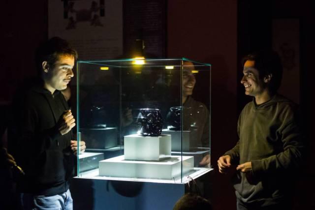 Museo: historias mexicanas sobre el saqueo