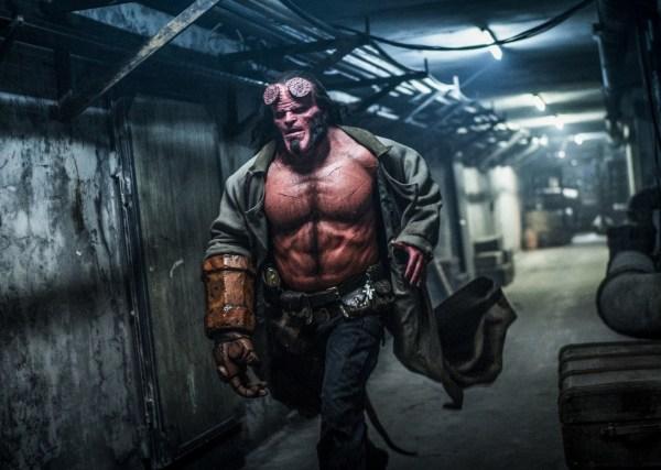 'Hellboy': primer tráiler de la nueva película