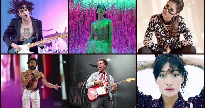 Las 18 canciones del 2018 (en todos los idiomas y de todas las nacionalidades)