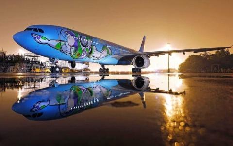 Fotos: Conoce el avión de Toy Story