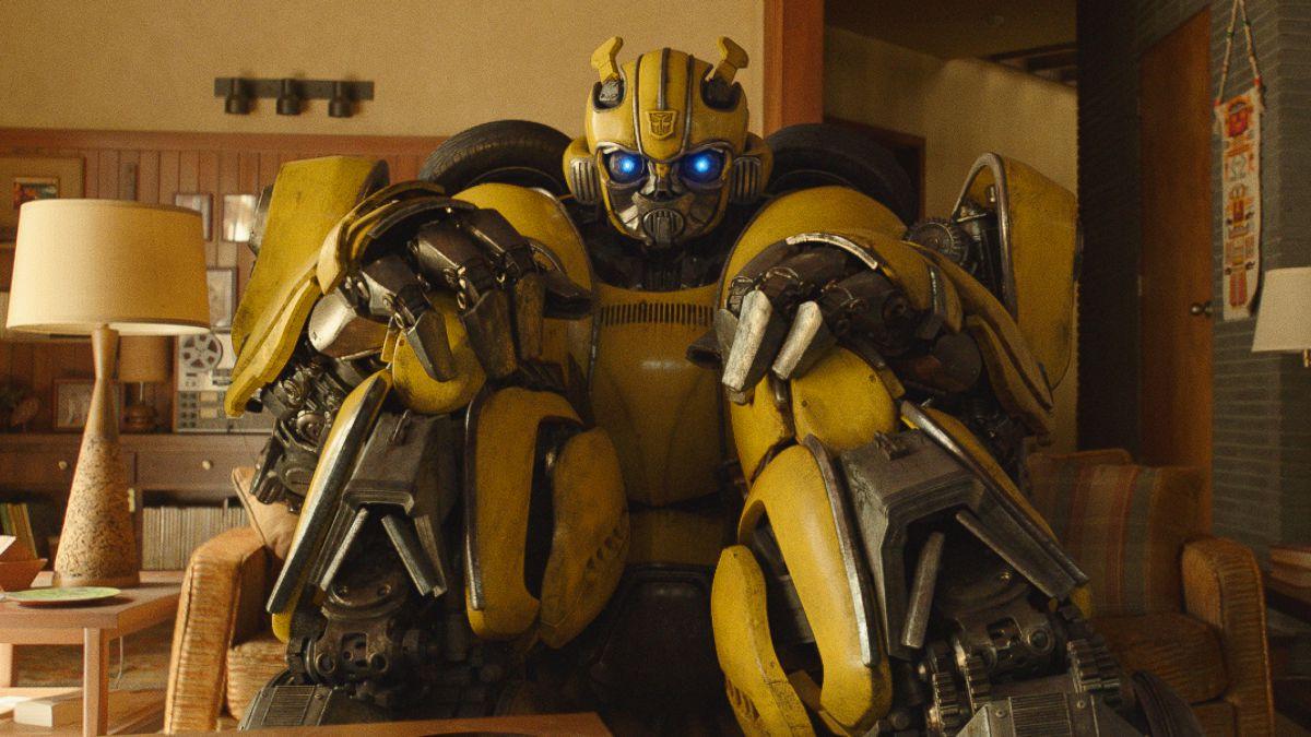 Bumblebee: los Transformers por fin recuperan la voz