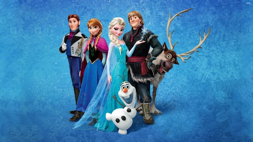 Primer trailer de Frozen 2