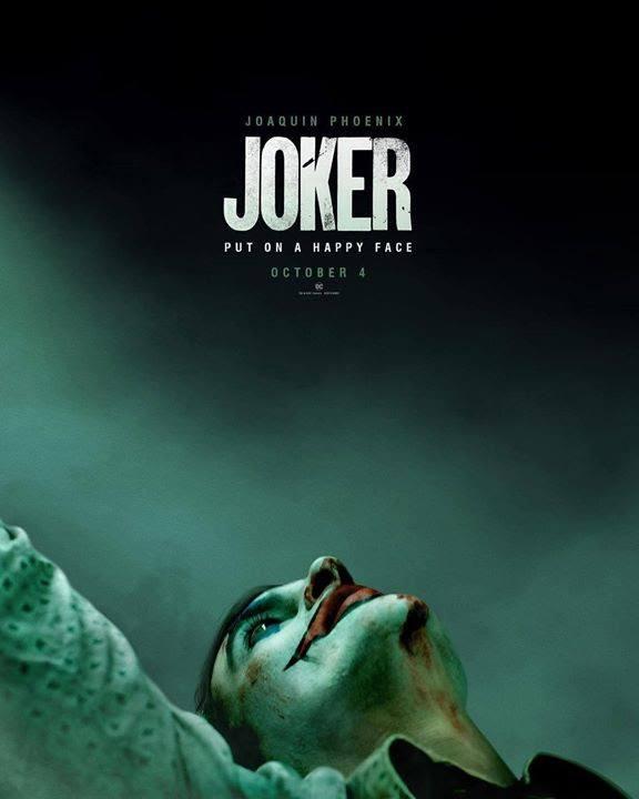 """Revelan el primer póster de """"Joker"""""""