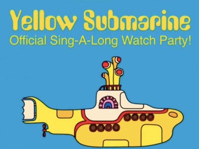 The Beatles invita a ver versión Sing-A-Long' de 'Yellow Submarine'
