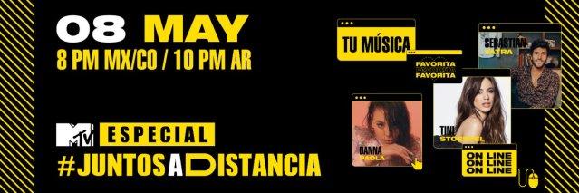 """MTV reúne a intérpretes y bandas de América Latina en un especial musical en beneficio de """"Médicos sin Fronteras"""""""