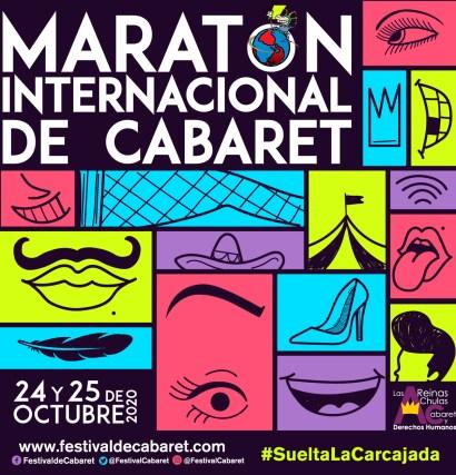 Maratón Internacional de Cabaret: Suelta la carcajada