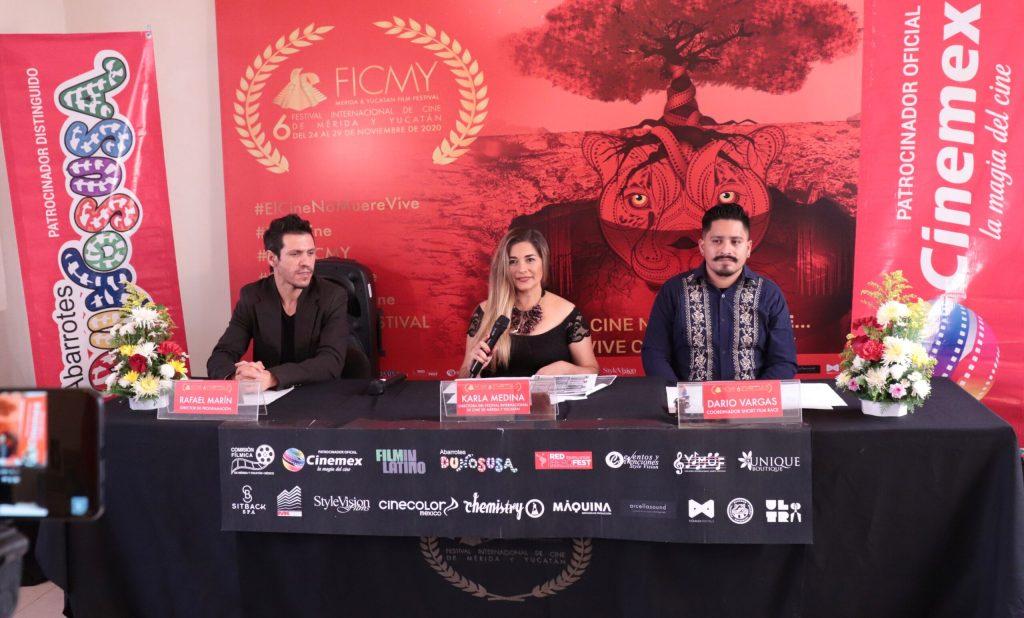 Festival Internacional de Cine de Mérida y Yucatán – FICMY