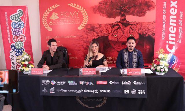 Inicia el 24 de noviembre la sexta edición del Festival Internacional de Cine de Mérida y Yucatán – FICMY
