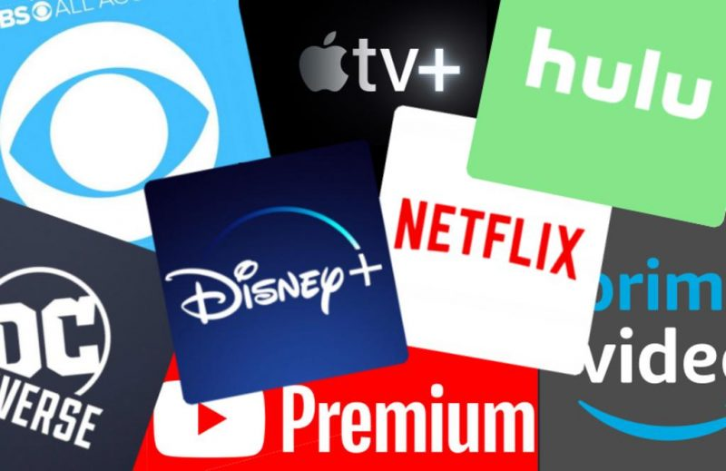 servicios de streaming