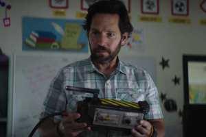 """Mini muñecos de malvavisco protagonizan junto a Paul Rudd el nuevo avance de """"Ghostbusters: Afterlife"""""""