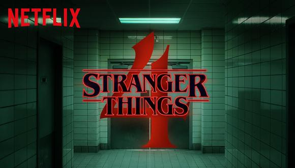 Stranger Things: lanzan teaser trailer de la temporada 4