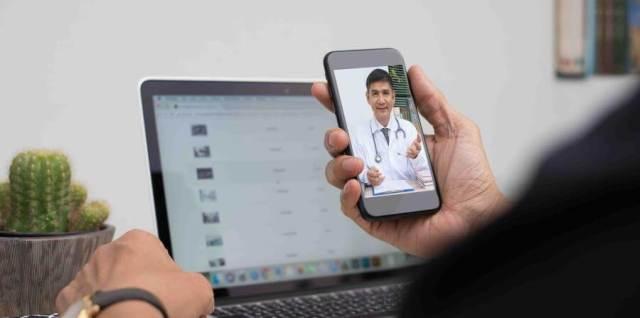 Consultas en línea se volvieron una opción más accesible de atención médica