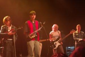 Ponle play: discos nuevos de Arooj Aftab, Chuck Johnson y Black Country, New Road