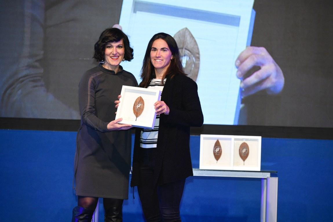 Premio GaituzSport Eunate Arraiza