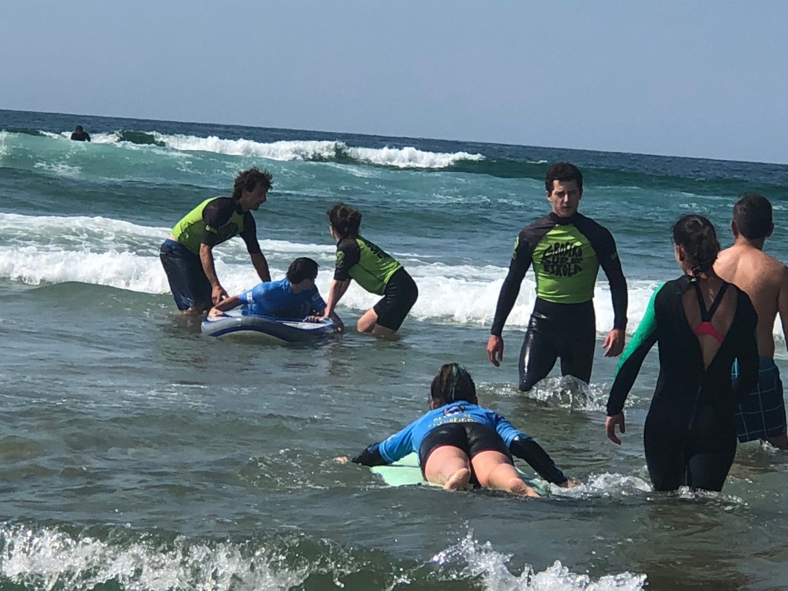 Federación Guipuzcoana de Surf