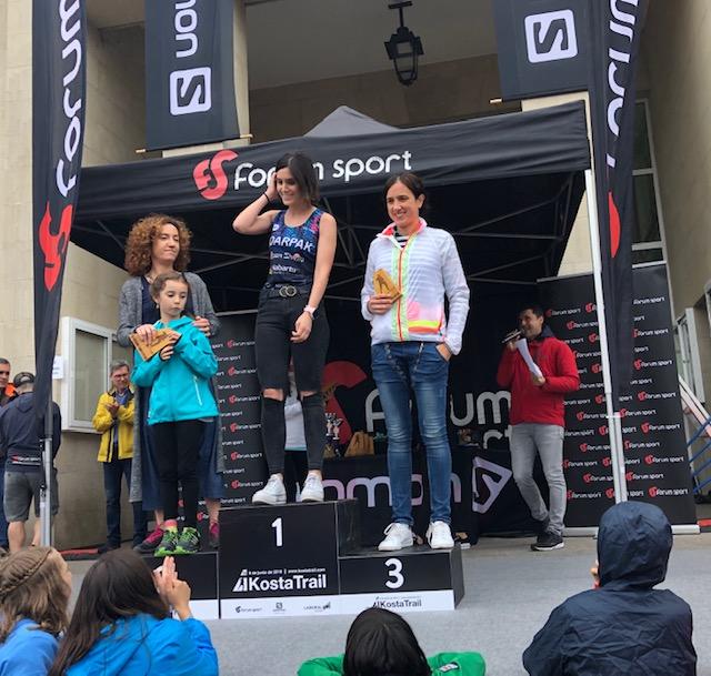 Kosta Trail - GaituzSport - Ganadoras