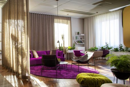 Showroom Offecct & Vescom