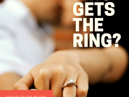 Can I Get My Engagement Ring Back?