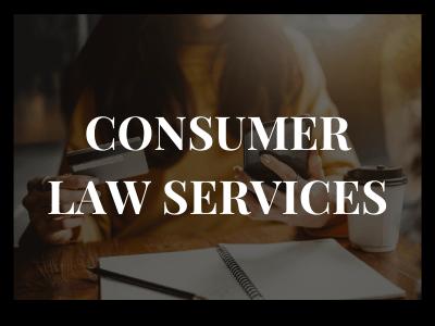Consumer Litigation Attorney Services