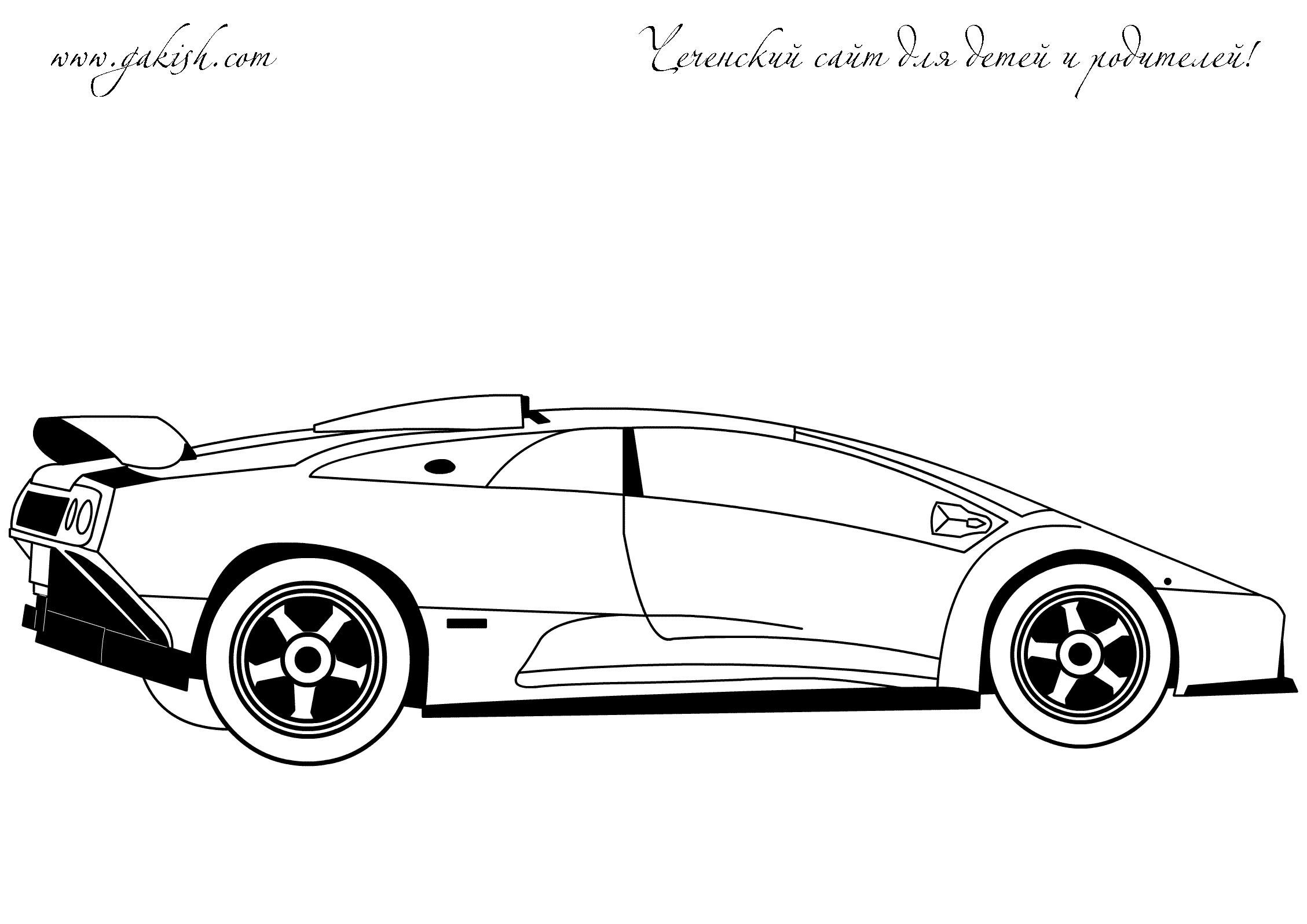 Lamborghini Coloring Pages Lamborghini 350 Gtv Race Car Coloring