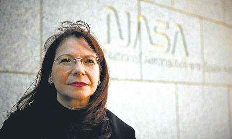 Dr Adriana Ocampo - Image via NASA/Wikimedia Commons