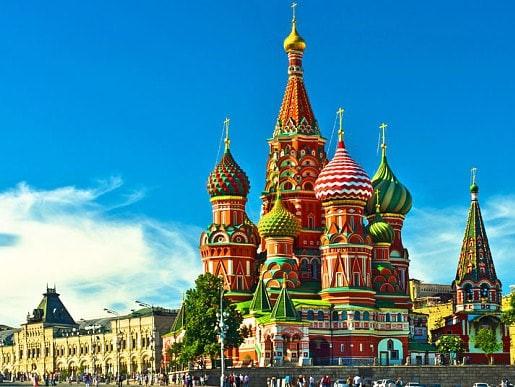 Misión a Rusia