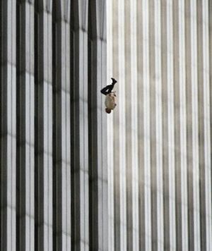Falling man World Trade Center