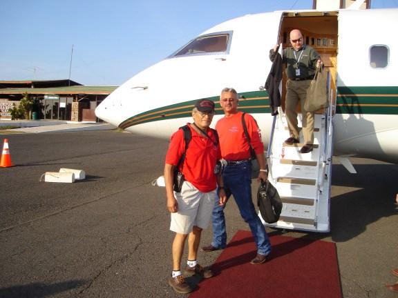 Galapagos Jet Handling