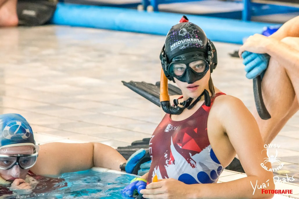 Onderwaterhockey OWSV Galathea