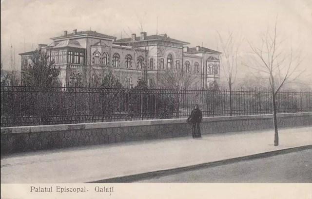 Palatul Episcopal Galați
