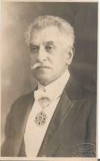 Portret Ioan Prodrom - decorație