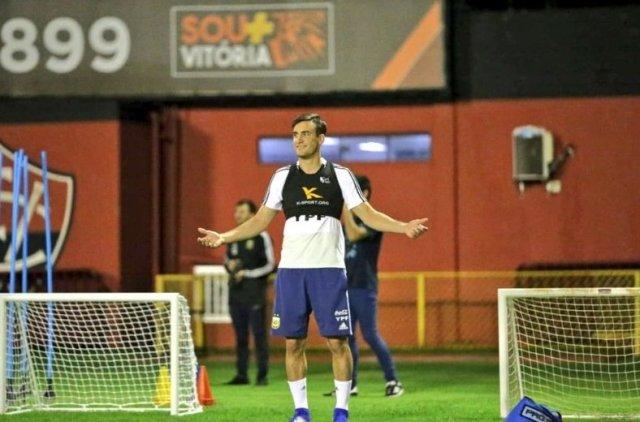 Messi no Barradão! Seleção Argentina treina no estádio do Leão 3