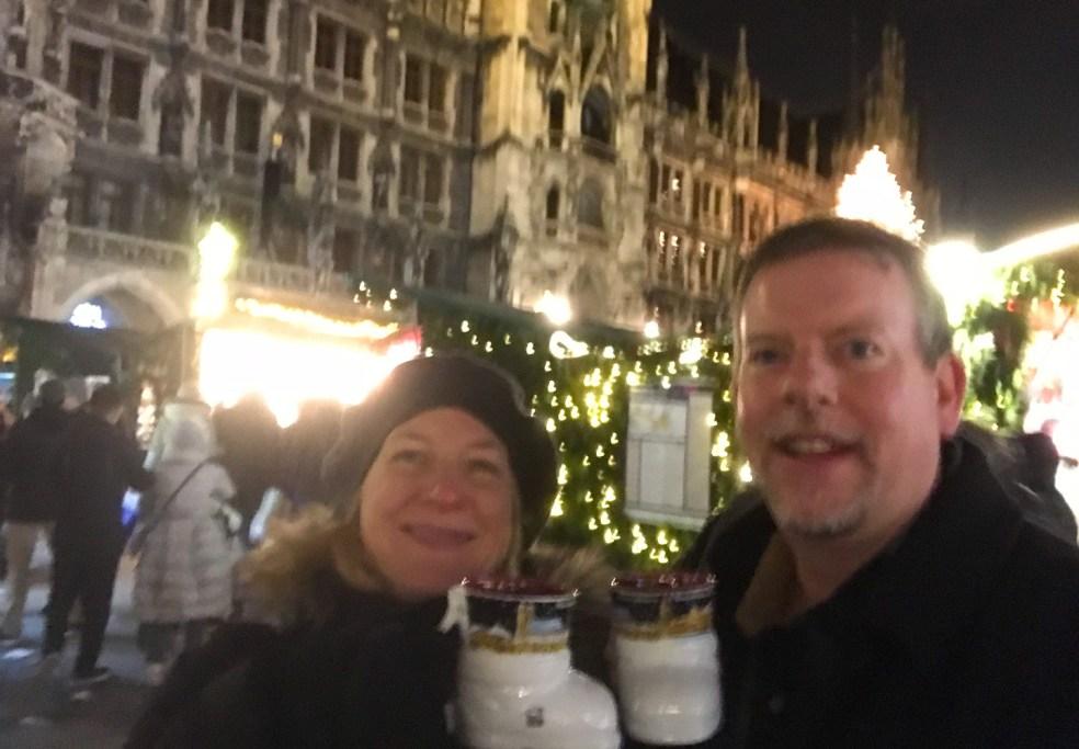 Glühwein in Munich