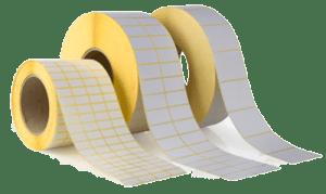 Rouleau etiquette design 1