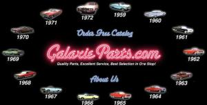 Ford Galaxie Parts, Ford Galaxie Restoration Parts: GalaxieParts