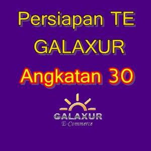 training TE Galaxur 30