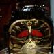 Inside Vader's Helmet at Museum of Science