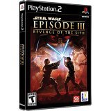 Episode III Game for PS2