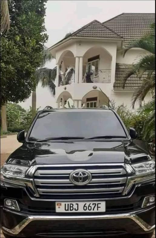 URA wants to impound Bobi's armored car