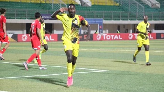 Hattrick hero Kakooza Derrick helps seal final affair with Ghana (Courtesy Photo)