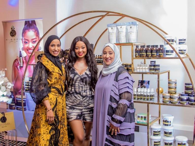 Minama Skin care unveils Anita Fabiola in a one year partnership deal