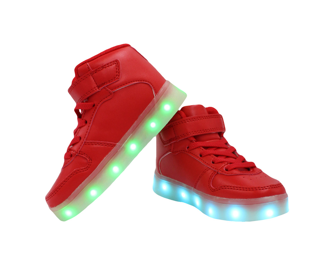 Boys Led Light Shoes