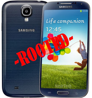Get Root Galaxy S4 LTE-A GT-I9506 - I9506XXUDOC5 Lollipop 5.0.1 Stock Firmware CF-Auto-Root