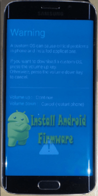 How to update and install the firmware for Samsung phones by Odin
