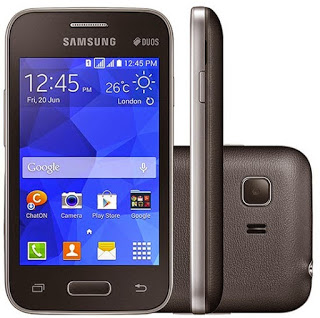 Galaxy Young 2 DOUS