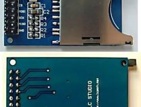 SD Card module with Arduino